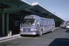 Metropolitan Transportation Authority, Bus City, New Bus, Bus Coach, Vintage New York, Busses, Staten Island, Rear Window, Diesel Engine