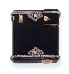1932 Cartier lighter