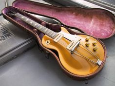 1953 Gibson Les Paul Gold Top...