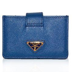Couture Accessories, Hermes Birkin, Prada, Card Holder, Wallet, Detail, Blue, Design, Fashion