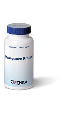 Orthica Menopauze Protect 60 softgels - Menopauze Protect ondersteunt bij opvliegers, prikkelbare gevoelens en wisselende stemmingen tijdens de overgang. Menopauze Protect is een combinatie van meervoudig onverzadigde vetzuren en plantenextracten.