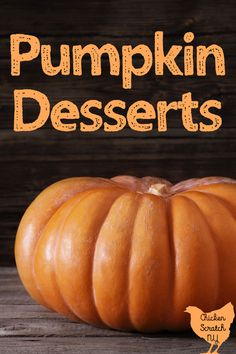 Pumpkins have more to offer than just pies and lattes, this collection of pumpkin desserts is sure to please everyone at the table Pumpkin Pound Cake, Pumpkin Fudge, Pumpkin Cookies, Pumpkin Dessert, Fall Dessert Recipes, Cake Mix Recipes, Pumpkin Breakfast, Breakfast Dishes, Pumpkin Roll Bars
