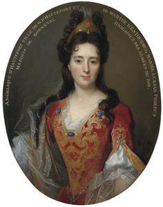 International Portrait Gallery: Retrato de la Marquesa de Bonneval