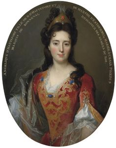 International Portrait Gallery: Retrato de la Marquesa de Bonneval