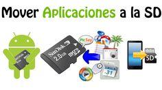 4 Aplicaciones para Mover los Juegos y Aplicaciones a la Memoria SD en A...