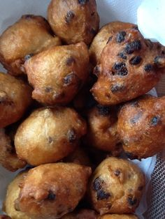 Oliebollen (typical Dutch on Old Years Eve) By Lili@n