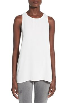 Lush Side Slit Tank available at #Nordstrom