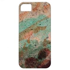 Colorful Cement Bar Top iPhone 5 Cases