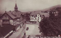 Dom wczasowy Mieszko (Hotel Gold(e)ner Frieden, Hotel Przewodnik, DW FWP Mieszko), Karpacz - 1935