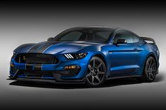 Vorstellung: Ford Shelby GT350-R Mustang