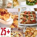 25 Appetizers to love
