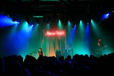 Nerina Pallot Concert, Concerts