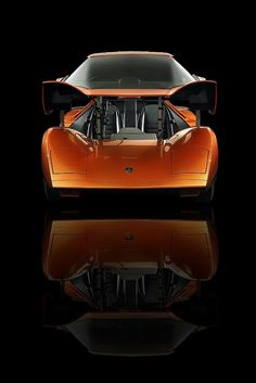 From car mechanic to Millionaire. BE ready 1969 Holden Hurricane Concept Car