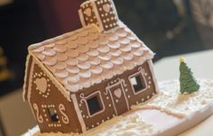 It's that time of year again…. Time to get super creative with the Gingerbread House Kits from Anna's.  Every year we run a great competition:  Take one basic Gingerbread house kit and pimp it up to the ...