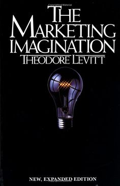 A shame more marketers don't know about Theodor Levitt - the purpose of any business is to attract and retain customers.