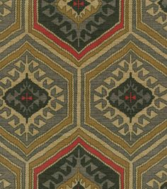 Waverly Print Fabric Tapestry Tile Shale Tapestries Tile Crafts And Home D