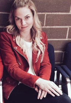 Emma in the jacket