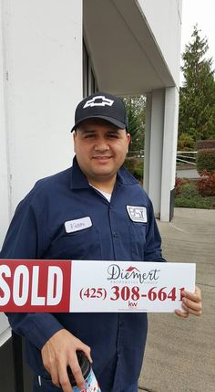 Congratulation Victor on your new home!!! We are so excited for you and your family! | Mount Vernon, WA  #JustSold #NewHomeOwner #MountVernon