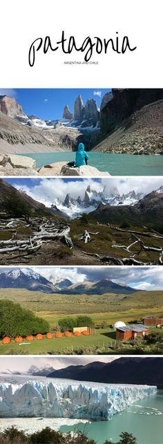 Mount Fitz Roy, Argentina – Hiking in Patagonia, Torres Del Paine National Park, Perito Moreno Glacier