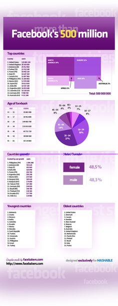 Facebooks-500-million-infographics