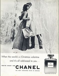 Fashion The Blog: Vintage Chanel No. 5 Ad Campaigns