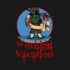 Working Vacation