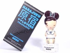 Harajuku Lovers Music By Gwen Stefani For Women Edt Spray 1 Oz by Harajuku Lovers. $21.77. This item is not for sale in Catalina Island. Packaging for this product may vary from that shown in the image above. HARAJUKU LOVERS MUSIC by Gwen Stefani for Women EDT SPRAY 1 OZ Pear, Clementine, Sweet Pea, Sleek Woods, Vanilla, Skin Musk, Jasmine Sambac, HoneysuckleWhenapplyingany fragrance please consider that there are several factors which can affect the natural...