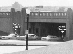 james tague dealey plaza: To the right you can just see james Tague.