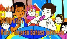 Contoh Soal UTS SD/MI Kelas 5 Mata Pelajaran Bahasa Indonesia Semester 2 Format Microsoft Word
