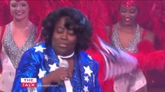 Sheryl Underwood Performs 'Living in America' as James Brown on 'The Talk' for Halloween - YouTube