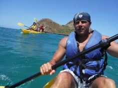 Rent a Kayak and Paddle to the Mokulua Islands off of Kailua, Oahu - Move to Hawaii! : Move to Hawaii!