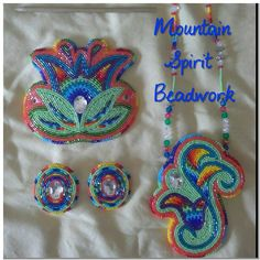 Mountain spirit beadwork- fb- beautifulness