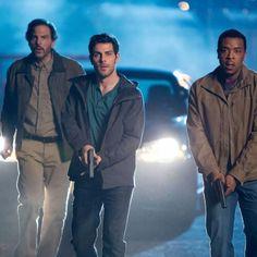 Grimm...Monroe, Nick, Hank
