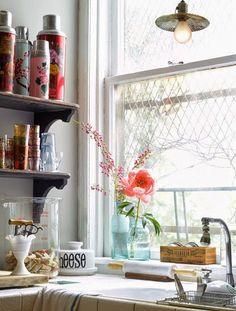 alla bilder från House to home Lika mycket som jag älskar stiligt och snyggt, kan jag älska sött och mysi...