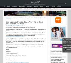 Com ingressos à venda, Double You volta ao Brasil para show em São Paulo