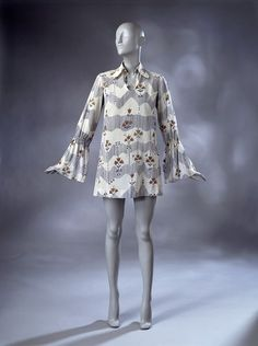 Tunic 1968 Clark, Ossie | V&A Search the Collections