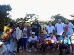 Notícias de São Pedro da Aldeia: SÃO PEDRO DA ALDEIA Grupo Jovens da Fonte da Igrej...