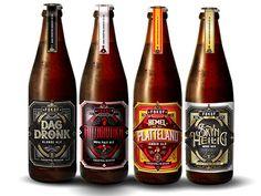 Beer labels for Fokofpolisiekar