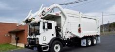 The best garbage trucks and refuse collection bodies in the waste industry. Garbage Truck, Industrial, Trucks, American, Industrial Music, Truck