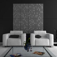 Tetris - Soundtect's panels