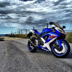 Suzuki GSXR... One day you will be mine
