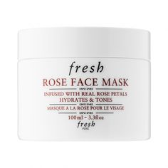 Fresh Rose Face Mask 3.3 oz/ 100 mL #SkinTagsOnFace Homemade Moisturizer, Face Scrub Homemade, Homemade Face Masks, Homemade Skin Care, Homemade Facials, Fresh Rose Face Mask, Hydrating Mask, Facial Masks, Mascaras