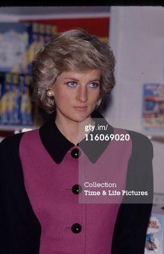 diana in ny   Diana in NY 1988