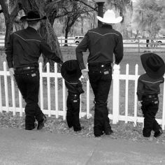 If I marry a rancher.....he would have to wear this!!! Well, something very close. Like a white shirt!