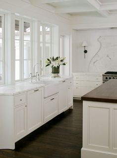 kitchen //  butcher block