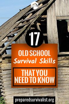 17 Old School Survival Skill That You Need To Know – Prepared Survivalist Every single one of your survival skills are timeless and come from many generations before you. But as time goes on. Wilderness Survival, Survival Tools, Survival Prepping, Survival Hacks, Emergency Preparedness, Survival Bow, Survival Tattoo, Survival Gadgets, Survival Weapons