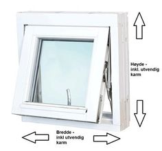 Hvordan måle ditt vindu