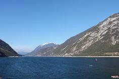 Kitesurfing am Achensee, Tirol, Austria, March Pic by Webcam Bergen, Tirol Austria, Kitesurfing, March 2014, Mountains, Nature, Travel, Alps, Weather