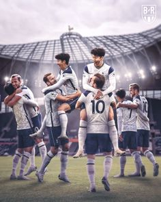 Tottenham Hotspur Wallpaper, Tottenham Hotspur Football, Harry Kane, Sports Graphic Design, Soccer Boots, Football Boys, Football Wallpaper, Sports Wallpapers, Uefa Champions League