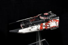 First Order Decimator for the X-Wing miniatures game. - Imgur